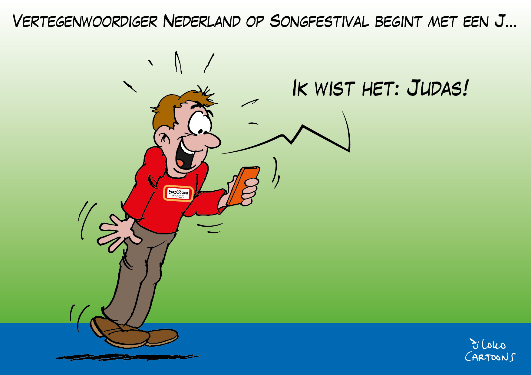Vertegenwoordiger Nederland op Somgfestival begint met een J