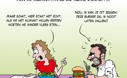 Aan de (klimaat)tafel bij Klaas Dijhoff