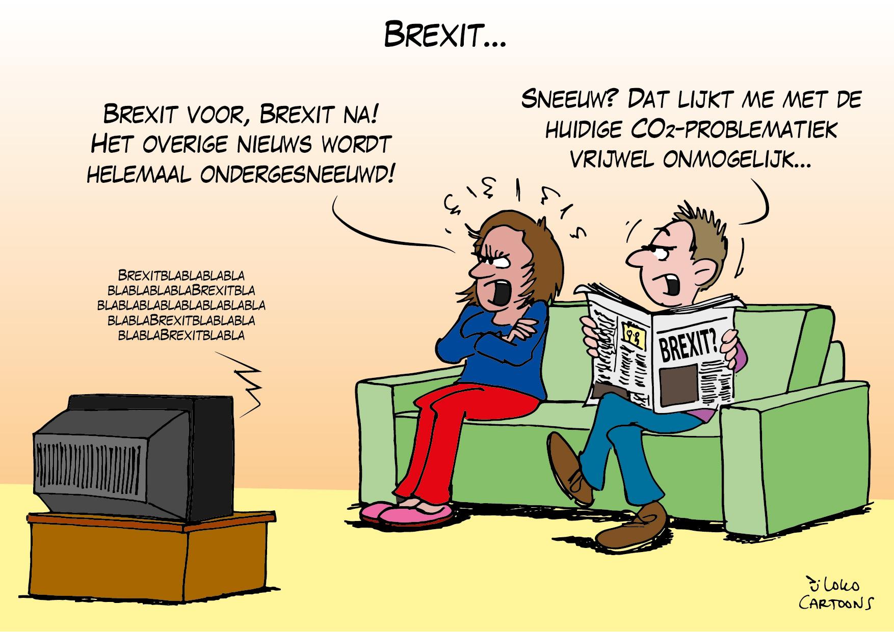 Brexit…