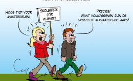 Klimaatspijbelaars