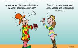 Speciale consumptiemunten in omloop Knotsenburg