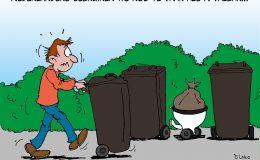 Nederlanders gebruiken WC nog te vaak als afvalbak