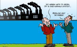 Wiebes overweegt alleen heffing op overtollige CO2-uitstoot