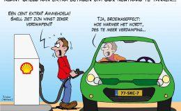 Klant Shell kan extra betalen om CO2-neutraal te tanken
