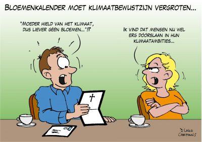 Bloemenkalender moet klimaatbewustzijn vergroten