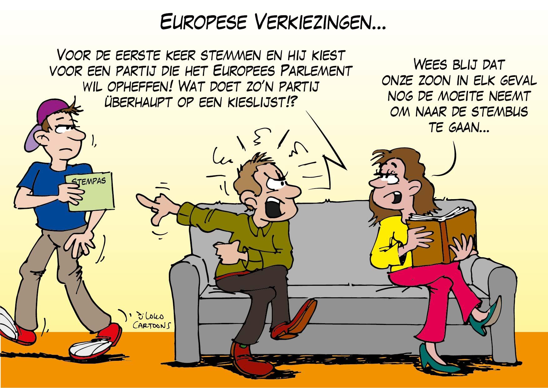Europese Verkiezingen…