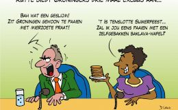 Rutte biedt Groningers drie maal excuus aan