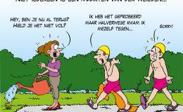 Niet iedereen is een Maarten van der Weijden