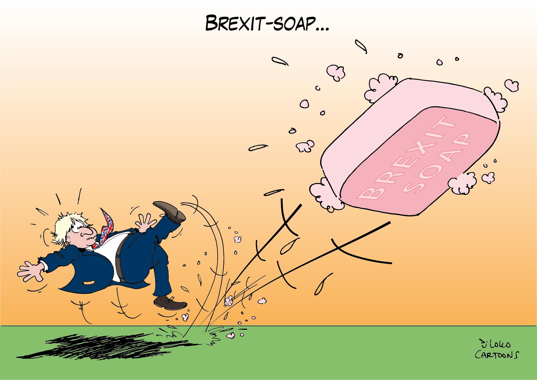 Brexit-soap…