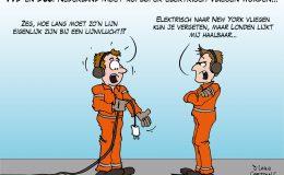 VVD en D66: Nederland moet koploper elektrisch vliegen worden