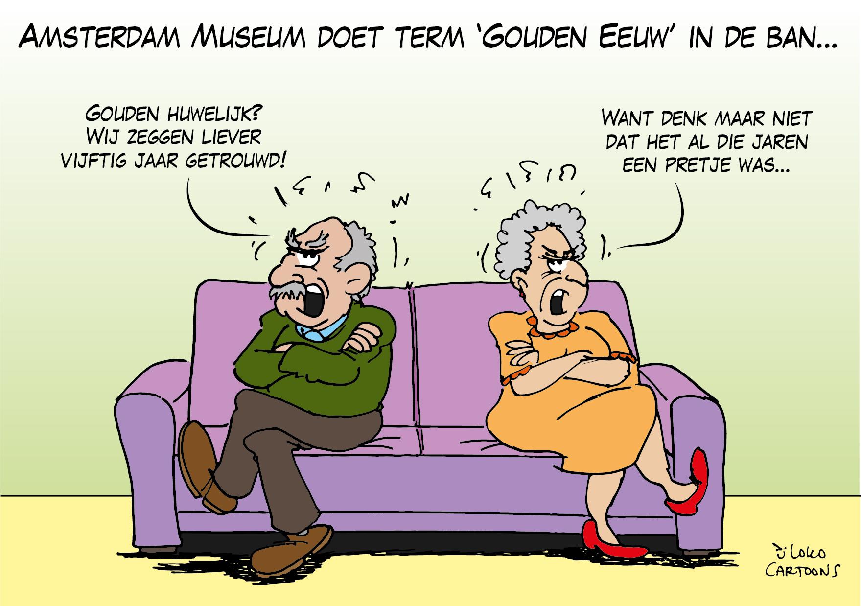 Amsterdam Museum doet term Gouden Eeuw in de ban…