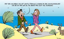 Grand Prix Zandvoort moet niet de dupe worden van stikstofbesluit