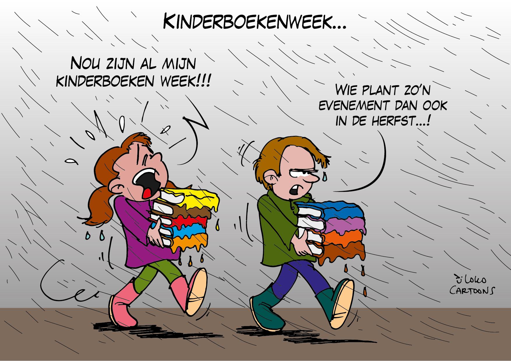 Kinderboekenweek…