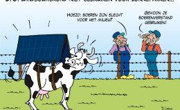 LTO: landbouwgrond niet gebruiken voor zonnepanelen