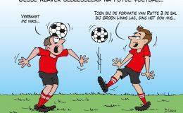 Jesse Klaver geblesseerd na potje voetbal