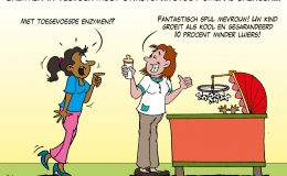Enzymen in veevoer moet stikstofuitstoot omlaag brengen