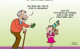Structureel geld