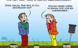 VVD niet doof voor oproepen vuurwerkverbod