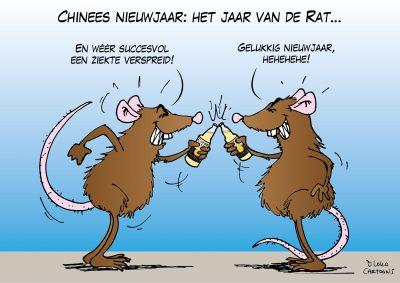 Chinees nieuwjaar: het jaar van de Rat
