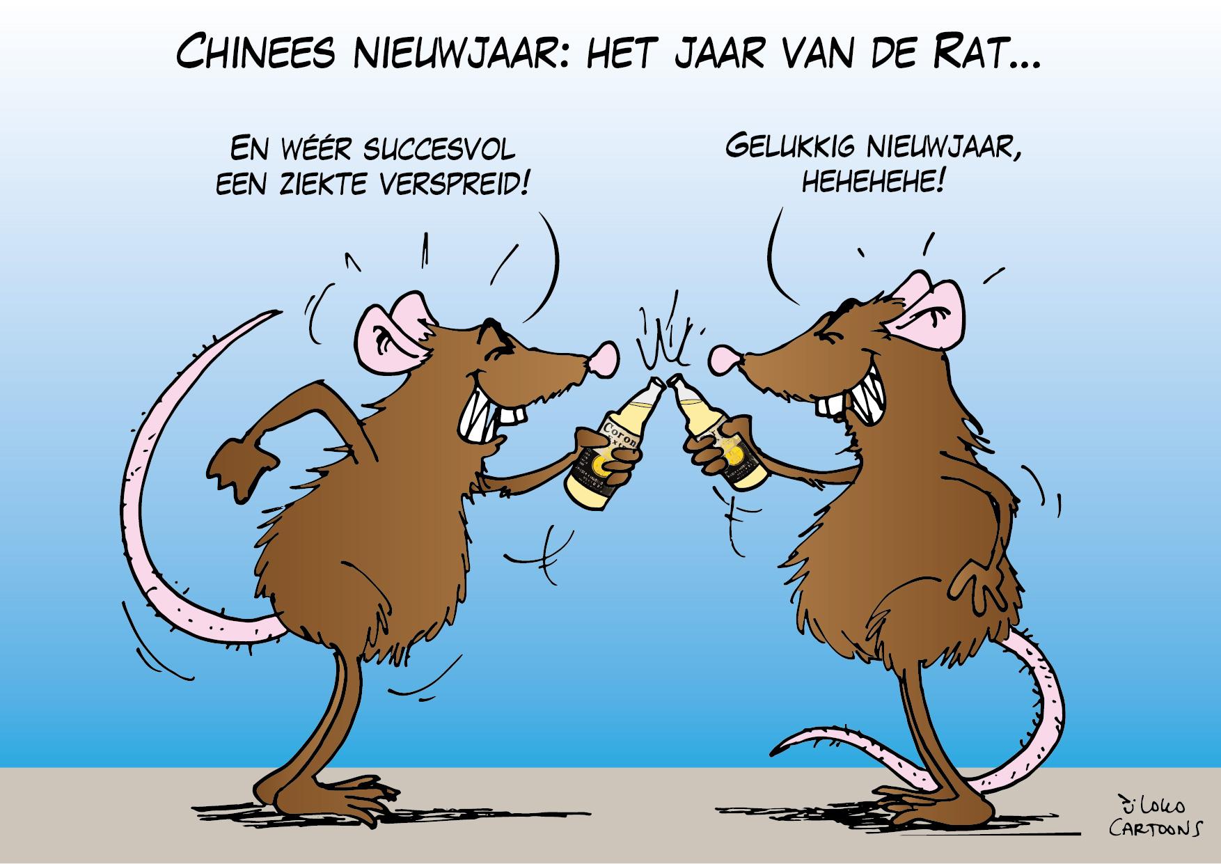 Chinees nieuwjaar: het jaar van de Rat…