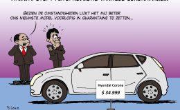 Hyundai stopt autoproductie vanwege coronavirus Corona, coronavirus, coronacrisis, COVID-19