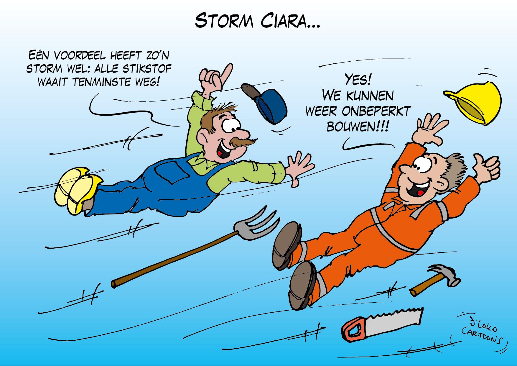 Storm Ciara…