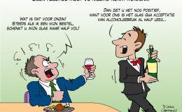 Géén alcohol moet de nieuwe norm worden