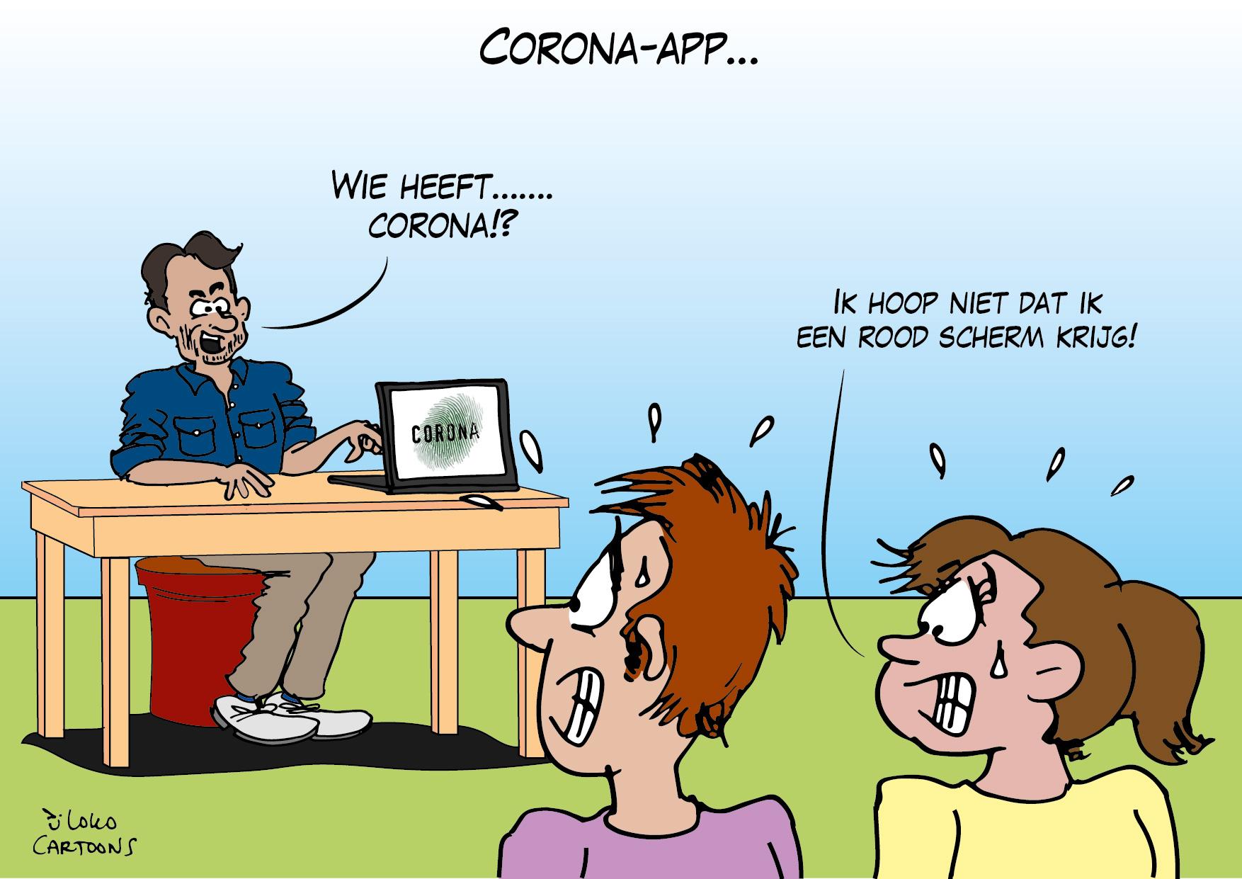 Corona-app…