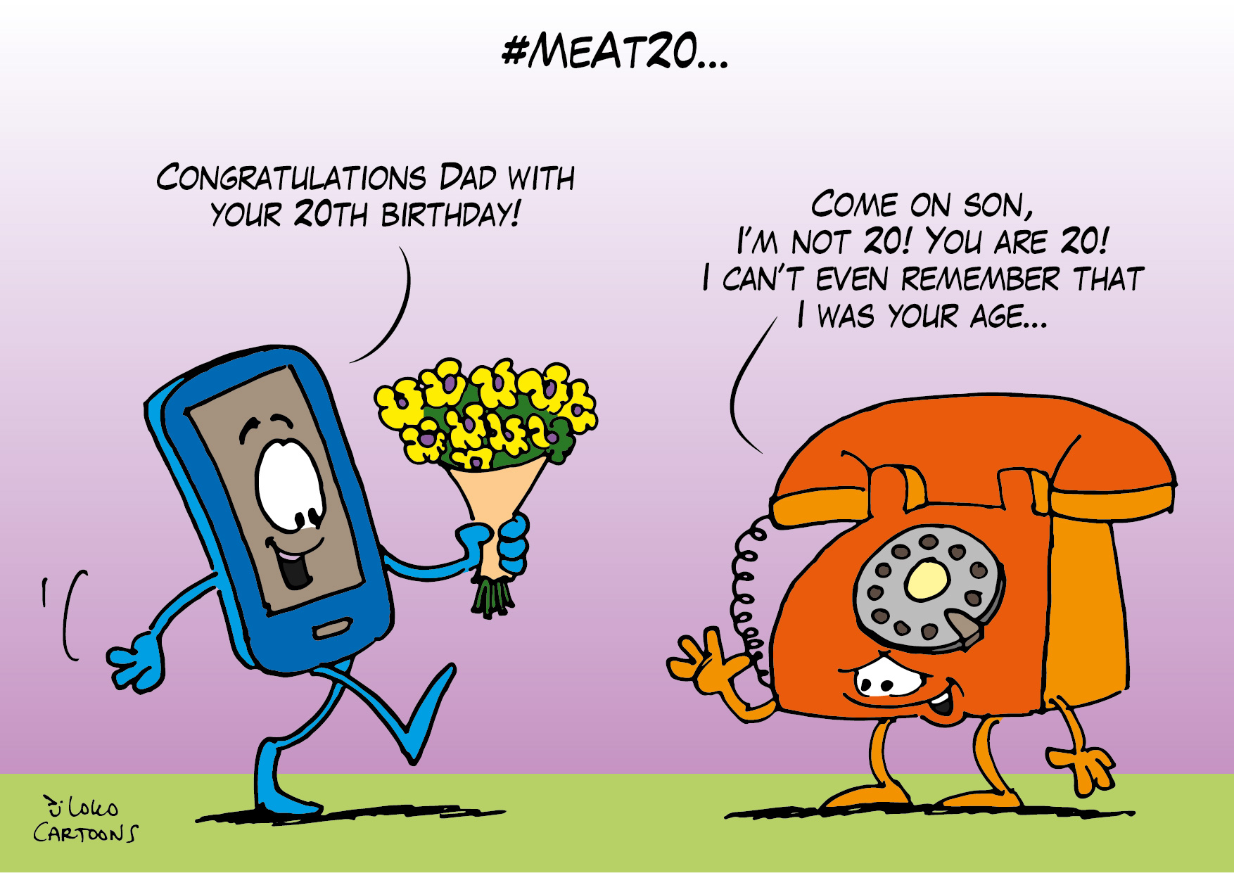 #MeAt20…