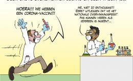 Geen grote evenementen zolang er geen vaccin is Corona, coronavirus, coronacrisis, COVID-19