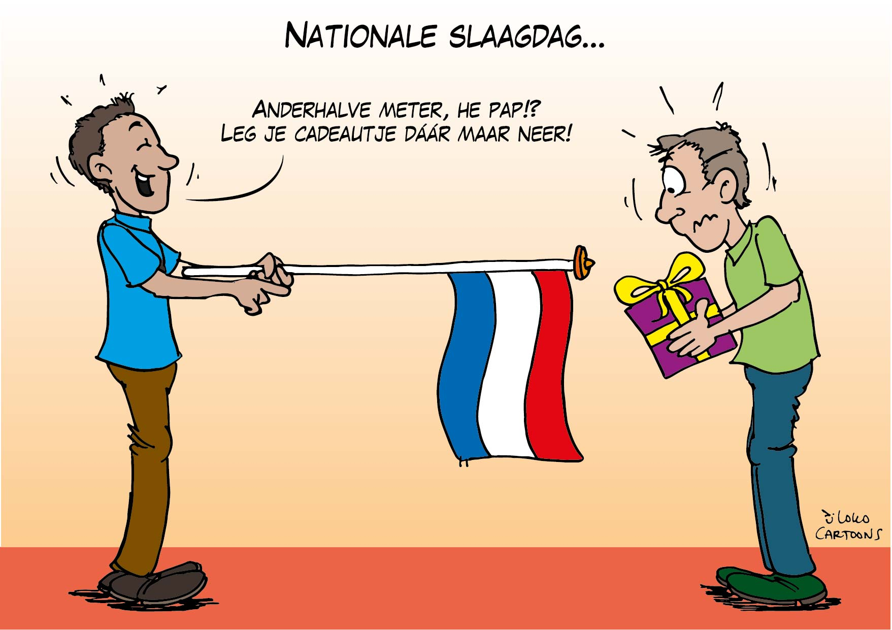 Nationale slaagdag…