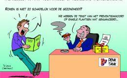 Tabakslobby via VVD tóvh invloed op regulering tabaksverkoop