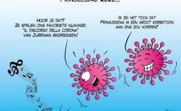 Prinsjesdag 2020 Corona, coronavirus, coronacrisis, COVID-19