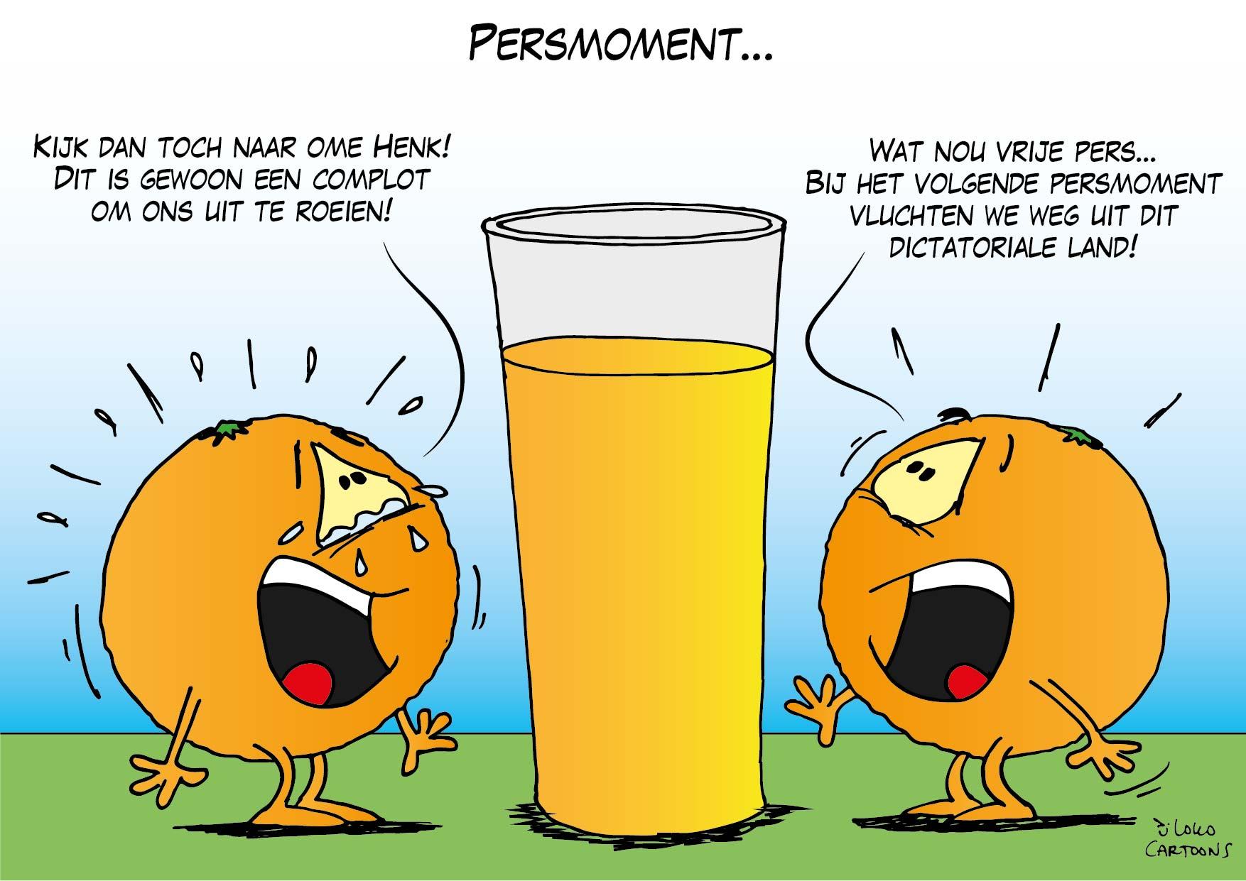 Persmoment …