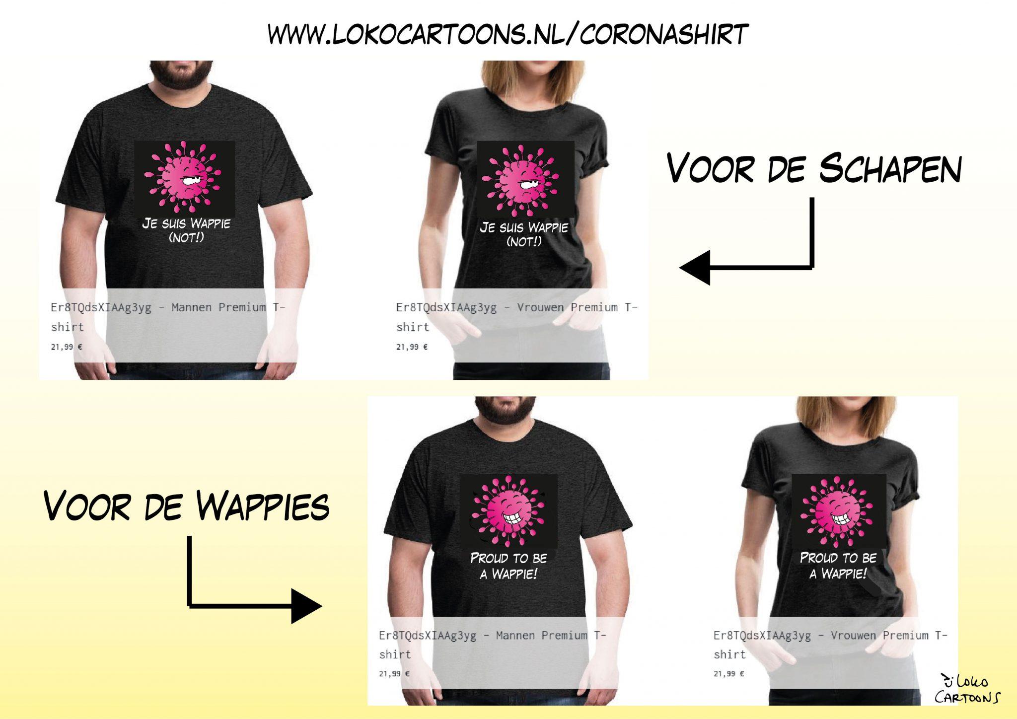 Corona t-shirt…