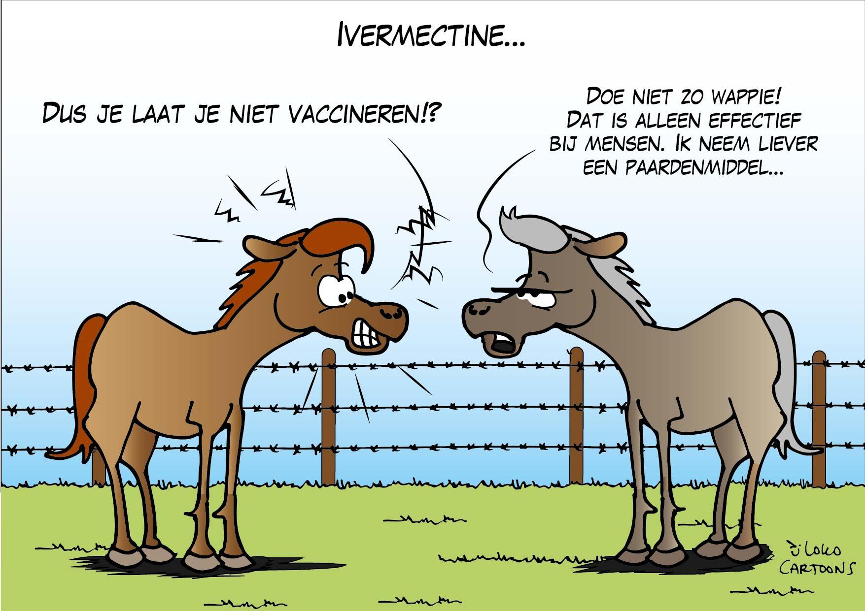Ivermectine…