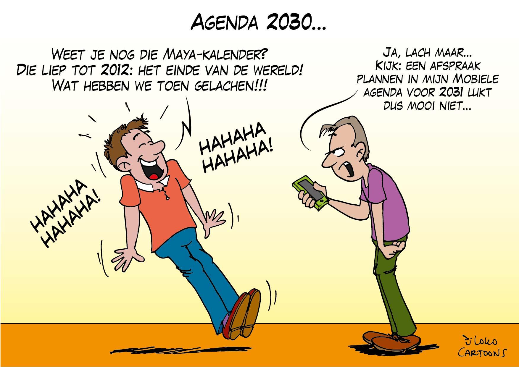 Agenda 2030…