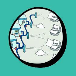 animatie whiteboard Loko Cartoons omgeving Nijmegen Arnhem AVG GDPR privacy