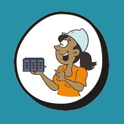 Animatie facilitair bouw zorg ziekenhuis gezondheidszorg Diakonessenhuis bewustwording betrokkenheid werknemers organisatie communicatie