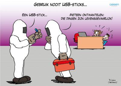 notitieblok avg privacy GDPR Loko Cartoons omgeving Nijmegen Arnhem
