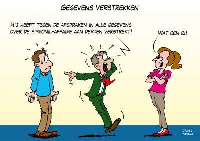 privacy AVG persoonsgegevens GDPR Loko Cartoons omgeving Nijmegen Arnhem