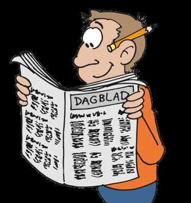 nieuws actualiteit krant cartoonjournaal nieuwsbericht Loko Cartoons omgeving Nijmegen Arnhem